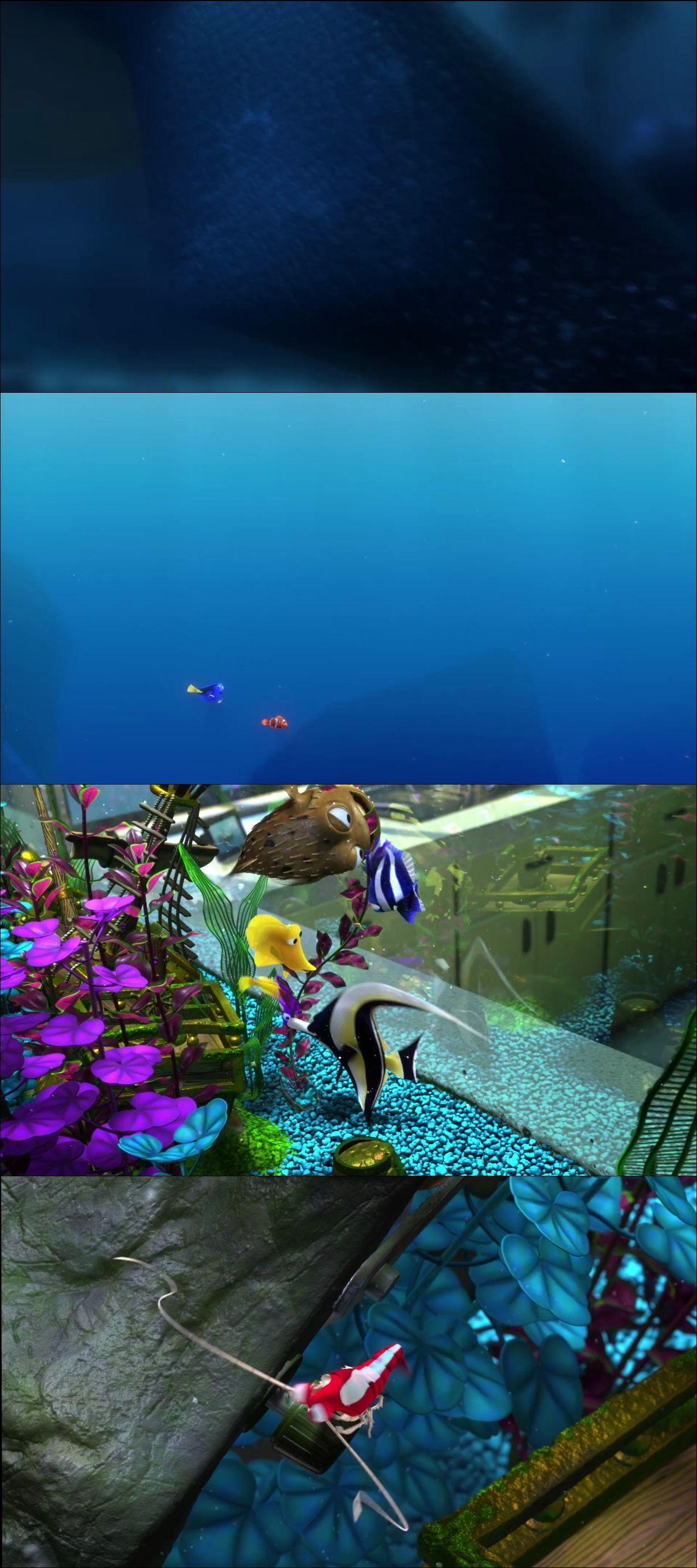 Kayıp Balık Nemo 3D - Finding Nemo (2003) türkçe dublaj film indir
