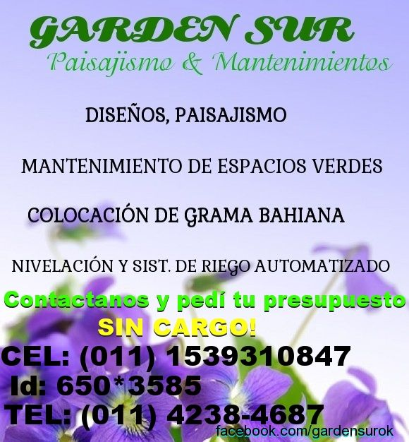 garden sur