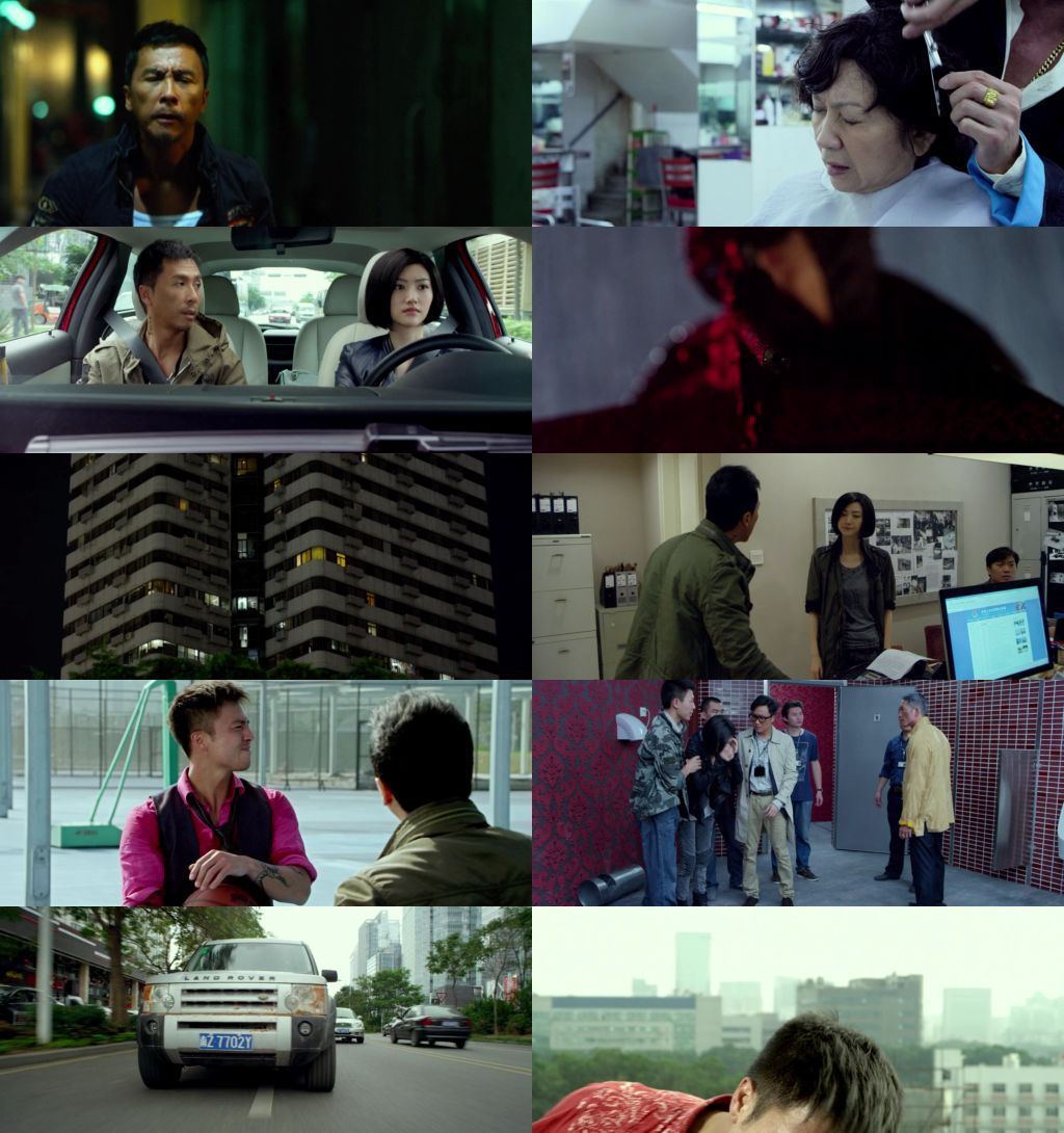 Special ID (2013) 720p BluRay x264 ESub [Multi Audio] [Hindi+English+Chinese] Dr.STAR