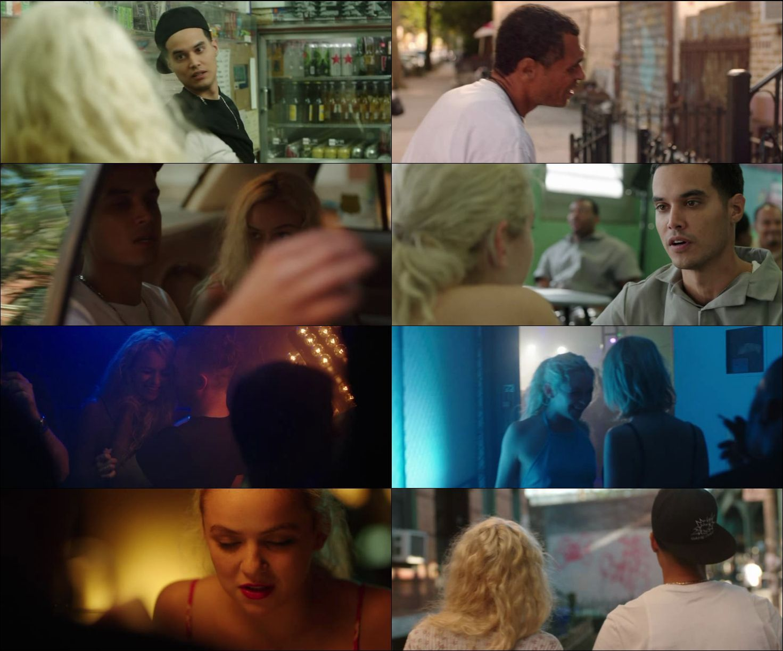Sıcak Yaz - White Girl (2016) türkçe dublaj film indir