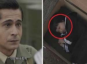 아무도 예상하지 못했다는 한 터키 남성이 한국인 소녀를 가방 안에 넣은 이유(+눈물주의)