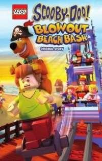Лего Скуби-ду: Улетный пляж | WEB-DLRip | L