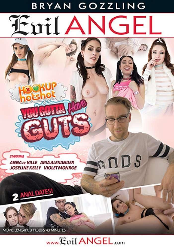 Связаться С Членом: Ты Знаешь Где Кишки | Hookup Hotshot: You Gotta Have Guts