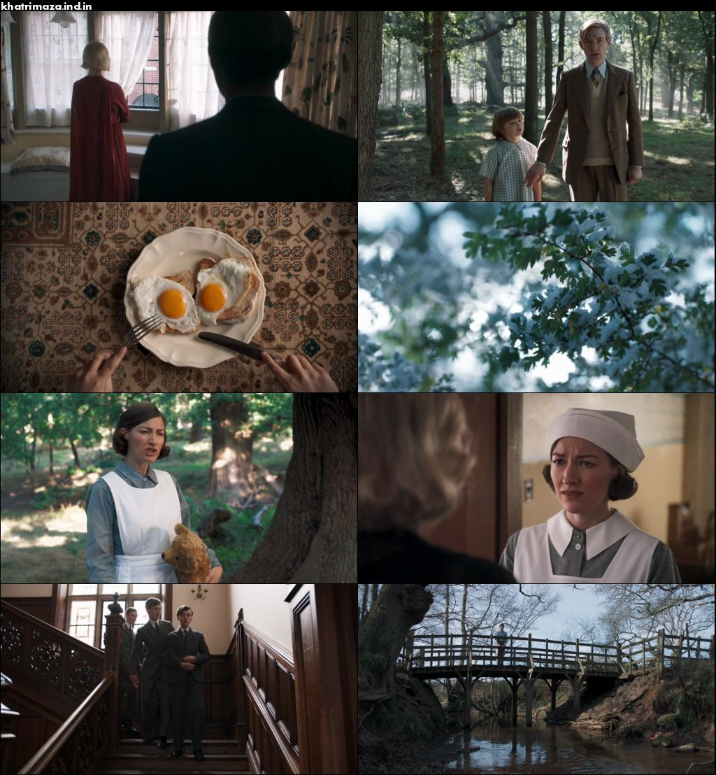 Goodbye Christopher Robin 2017 Dual Audio Movie Download in 720p Hdrip