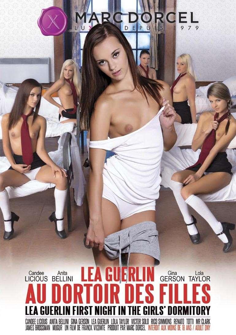 ������ ���� � ������� ��� ������� | Lea Guerlin First Night In The Girls' Dormitory / Lea Guerlin au dortoir des filles