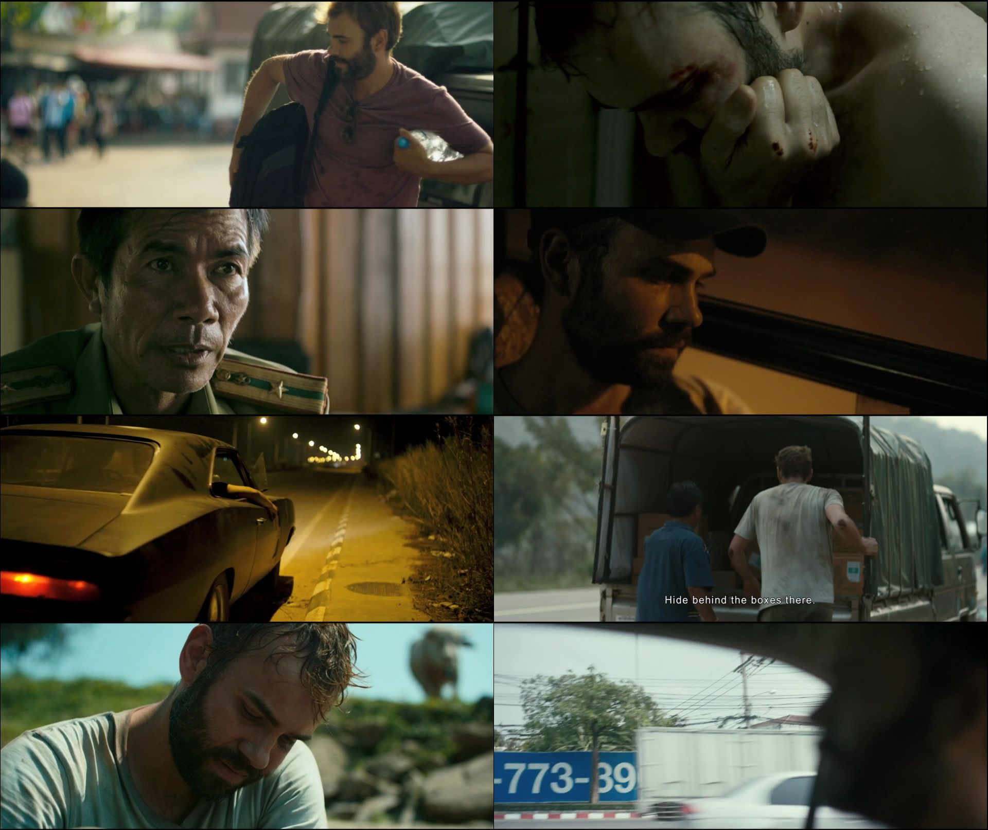 Nehir - River (2015) -türkçe dublaj film indir