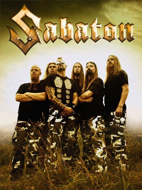Sabaton - Дискография   MP3