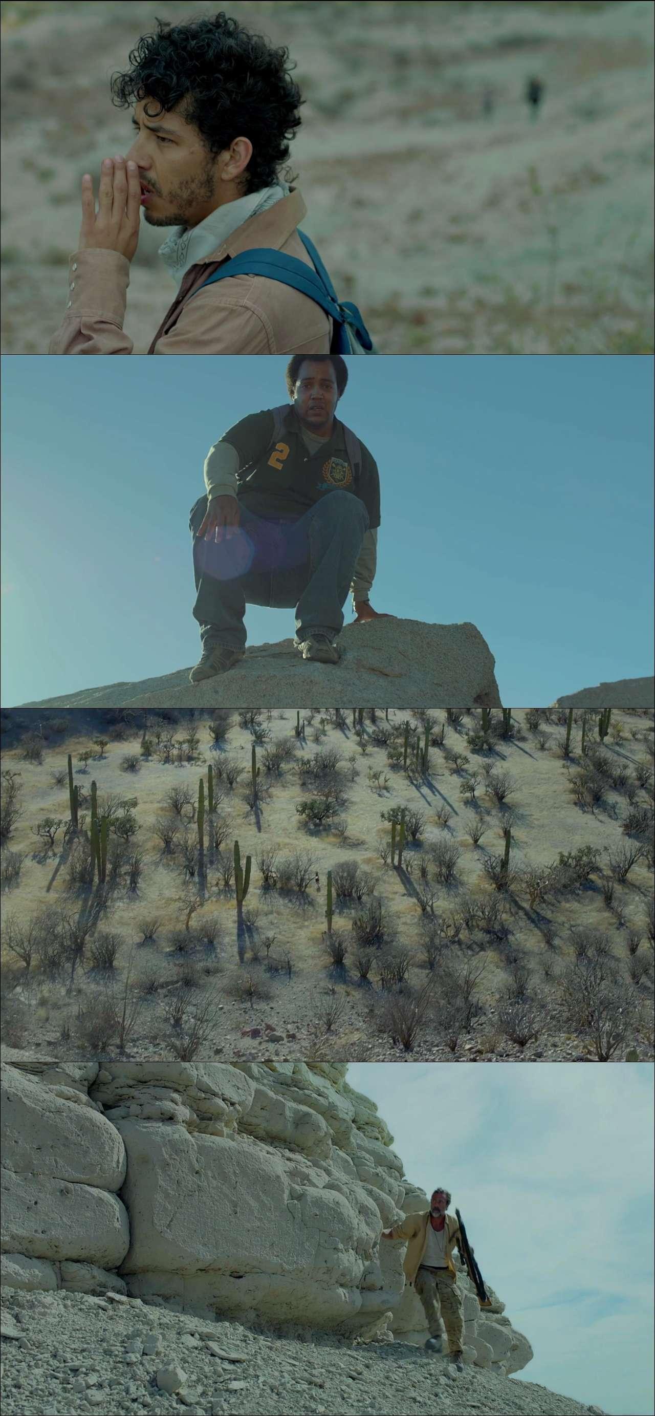 Desierto (2015) türkçe dublaj film indir