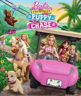 Барби и её сестры в погоне за щенками | HDRip | iTunes