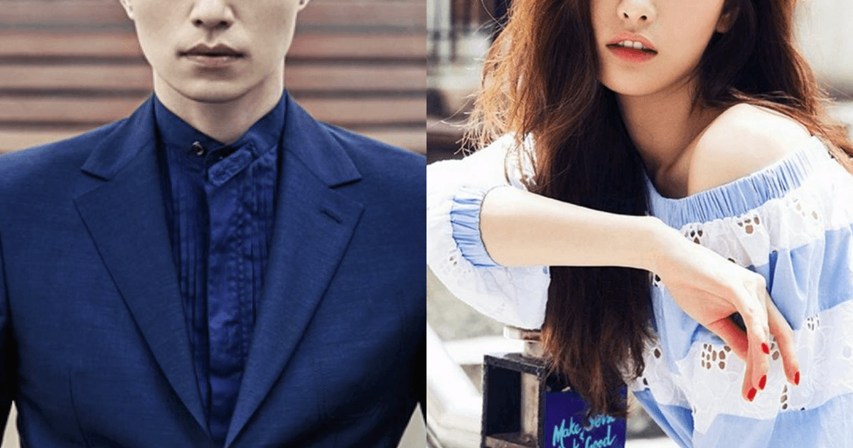 These Two Idols Were Voted The Best-Looking Celebs In Real Life