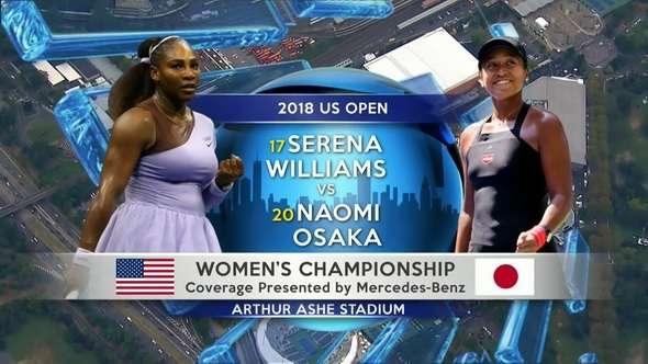 US Open 2018/Женщины » Финал/Серена Уильямс