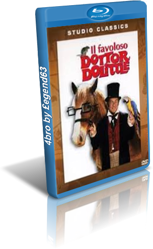 Il favoloso dottor Dolittle (1967).mkv BDRip 1080p x264 AC3/DTS iTA-ENG