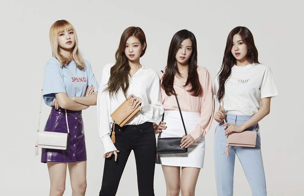 blackpink explains why they changed their name from pink punk kpoplike