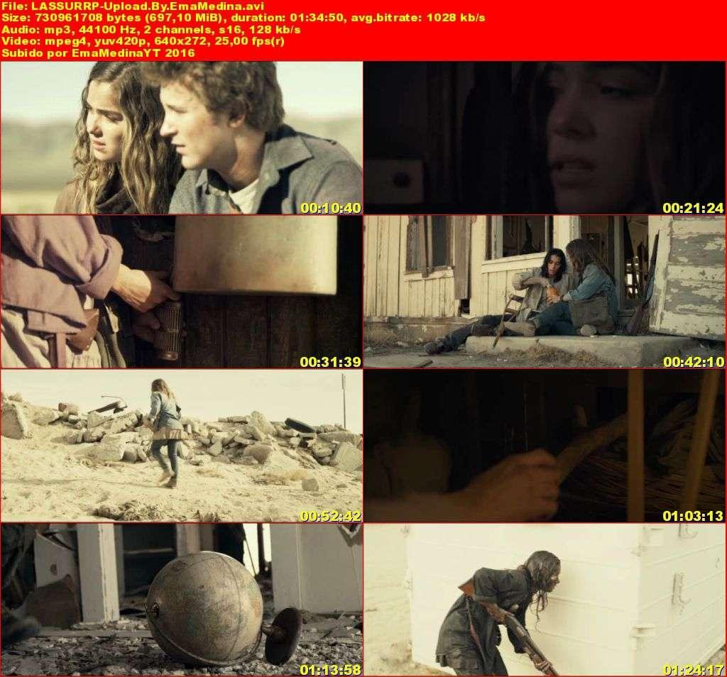Los Ultimos Sobrevivientes [2014] [DVDRip] [Latino] [MG-MF]