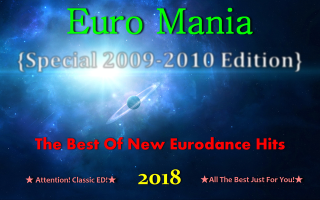 Euro Mania {Special 2009-2010 Edition} (2018) front