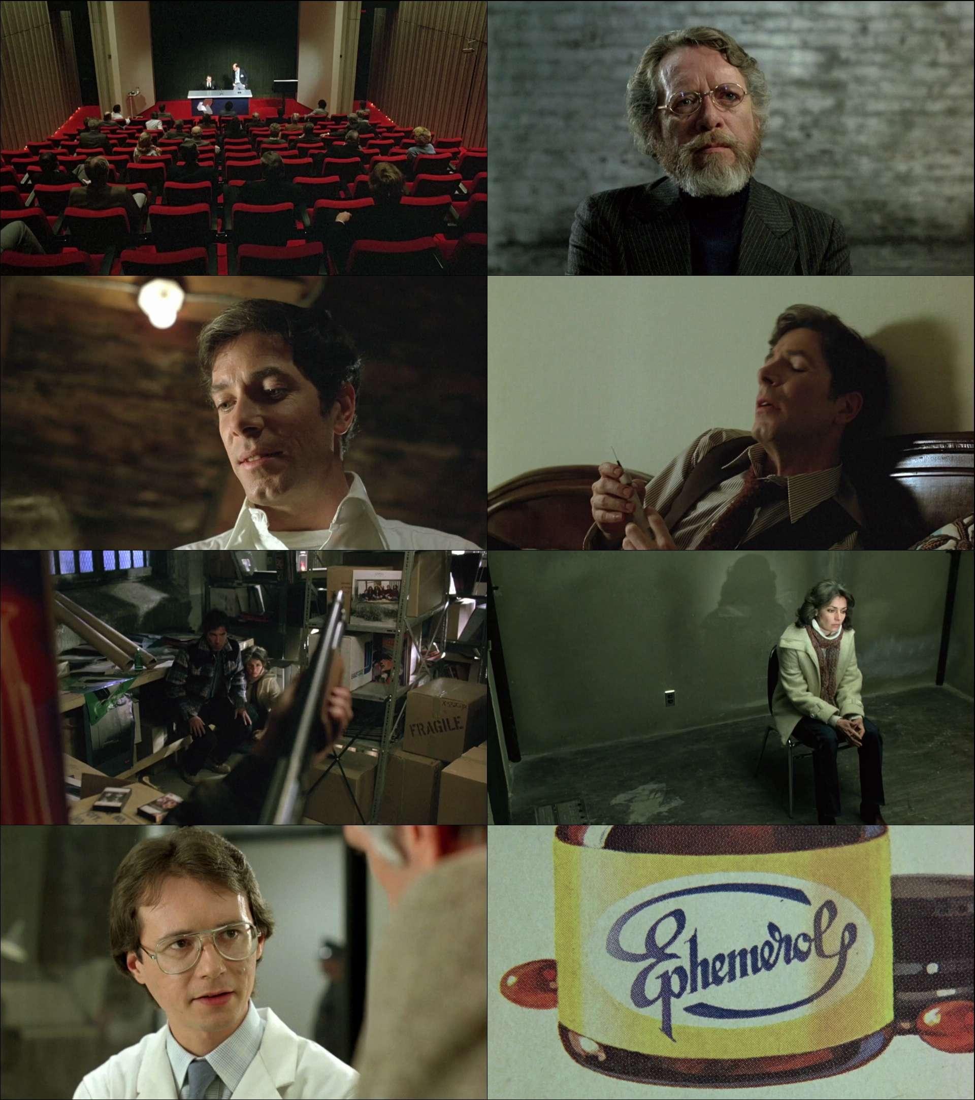 Tarayıcılar - Scanners (1981) türkçe dublaj film indir
