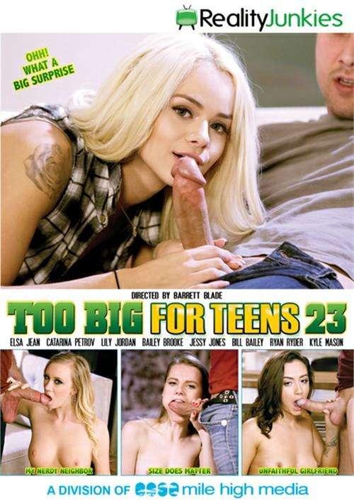 Слишком Большой Для Малолеток 23 | Too Big For Teens 23