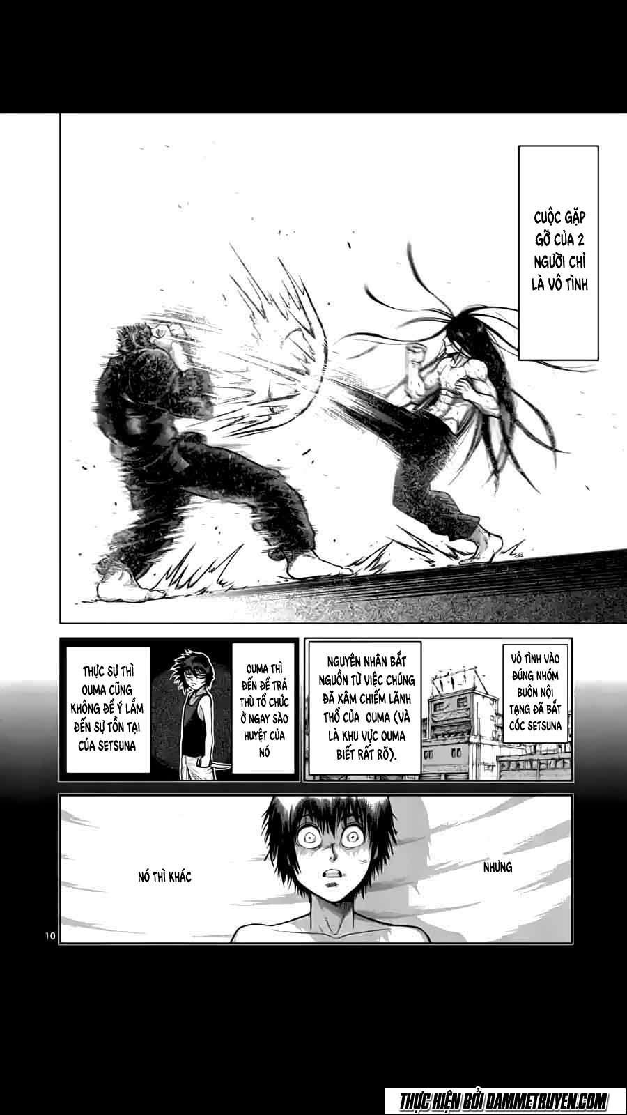 Kengan Ashua trang 11