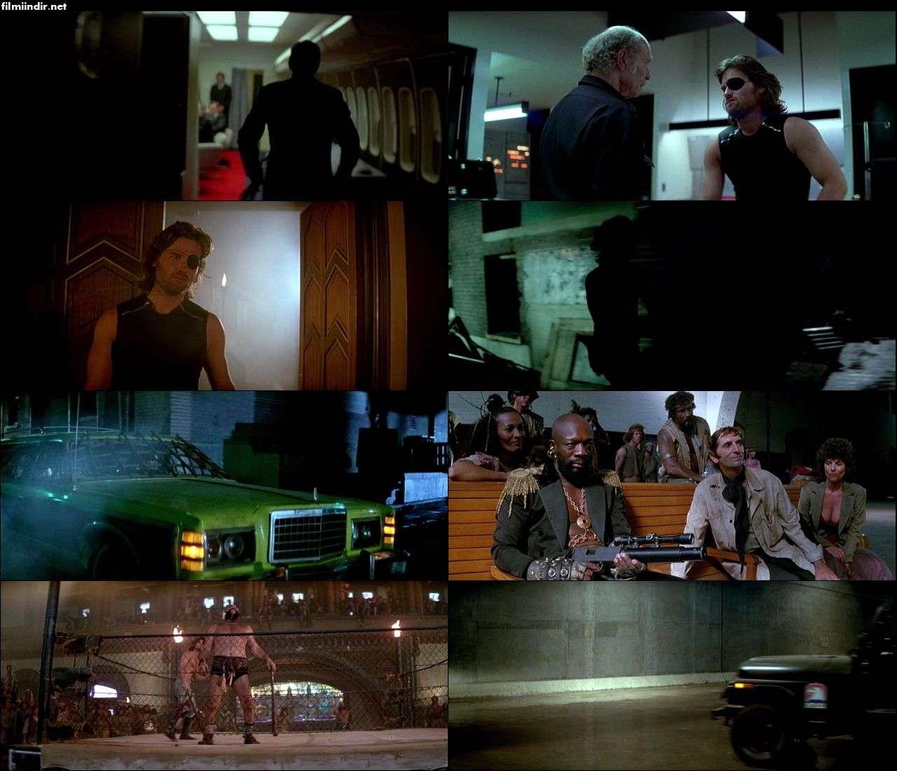 New York'tan Kaçış - Escape from New York (1981) türkçe dublaj film indir
