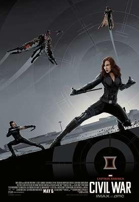 Первый мститель: Противостояние | HDRip | IMAX Edition | iTunes