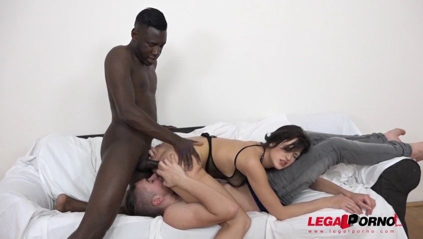 Ria Sunn kinky interracial cuckold experience with her boyfriend IV017  |