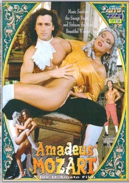 Амадей Моцарт (с русским переводом) | Amadeus Mozart / Orgias de Amadeus Mozart