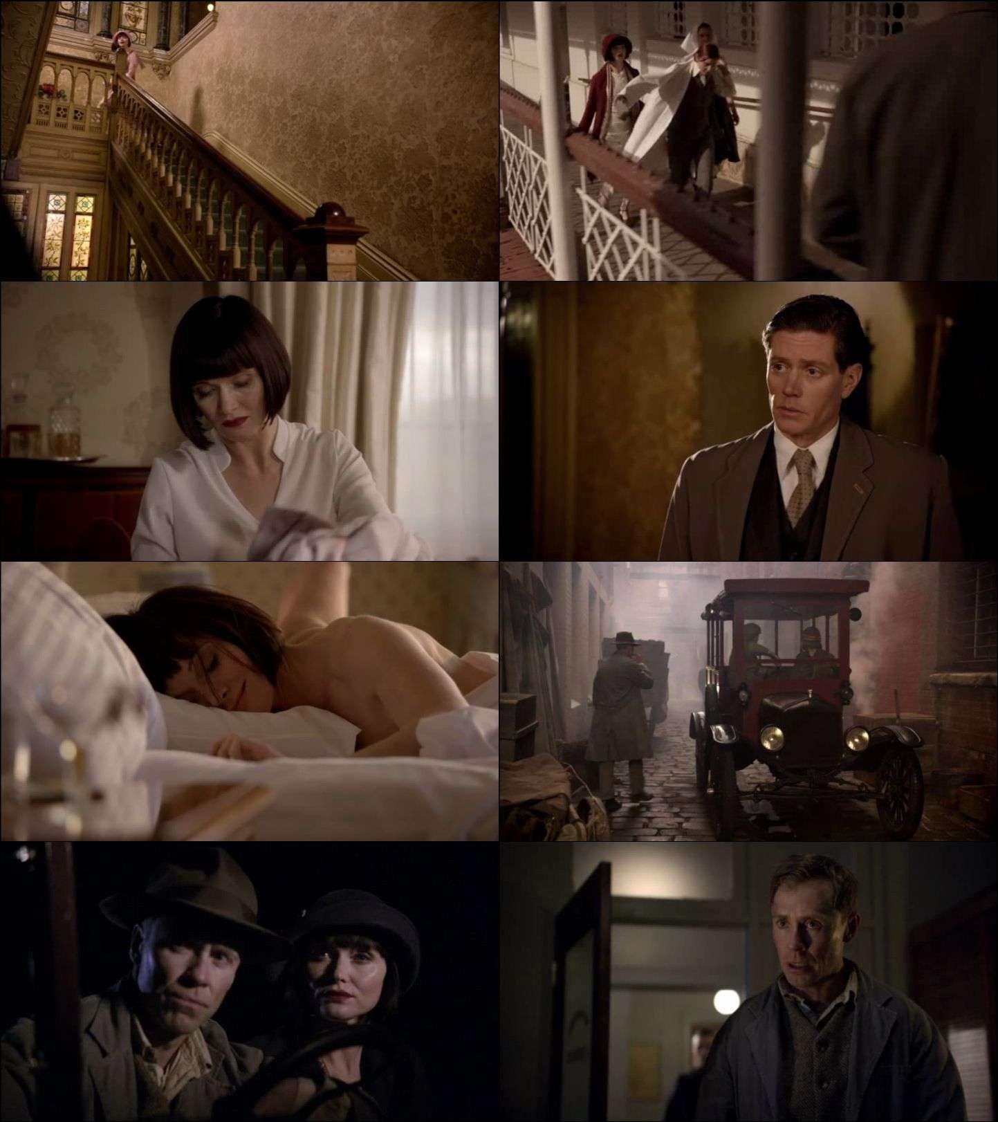Miss Fisher's Murder Mysteries (2012–) Yabancı Dizi Sezon 1 Tüm Bölümler Türkçe dublaj indir