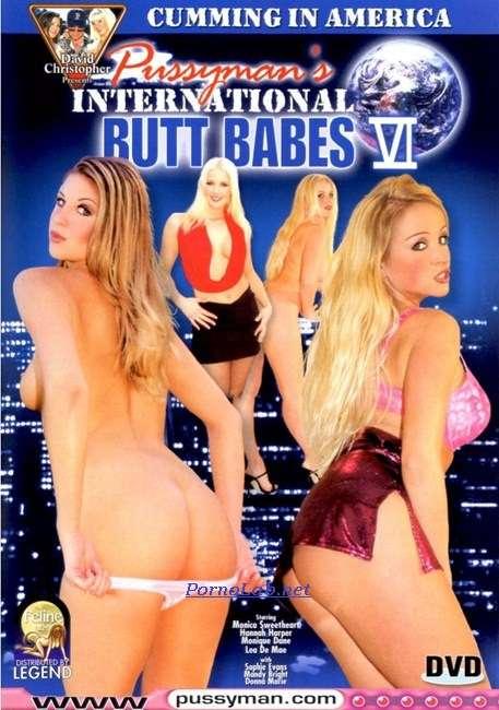Интернациональные попки красоток 6 | Pussymans International Butt Babes 6