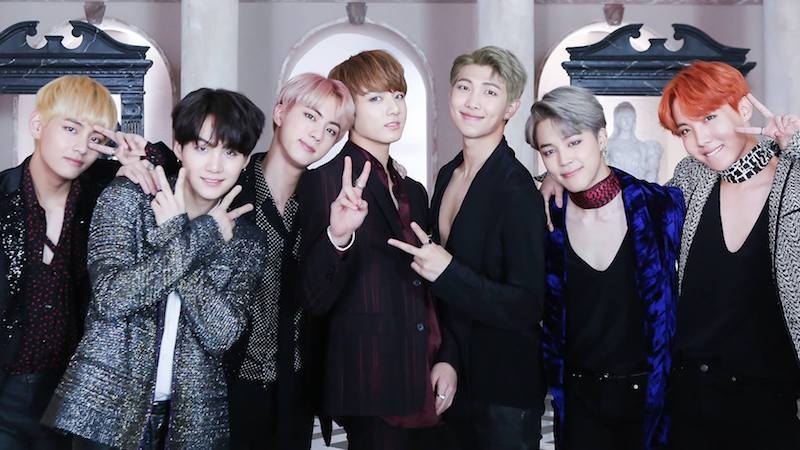 """BTS's """"Blood Sweat & Tears"""" Becomes Their 3rd MV To Hit 200 Million Views"""