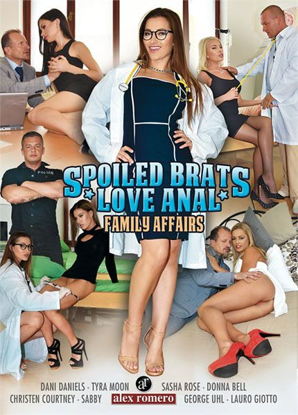 �������� ����: ����������� �������� ����� ���� | Family Affairs: Spoiled Brats Love Anal