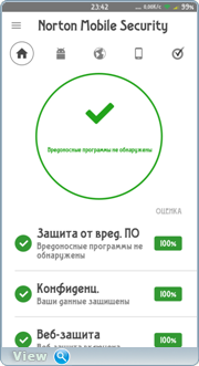 Norton Security and Antivirus Premium 3.23.0.3334 [Android]