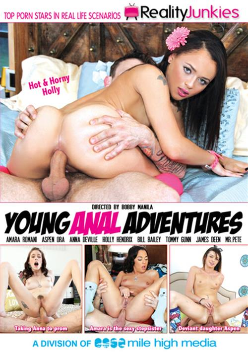 ������� �������� ����������� | Young Anal Adventures