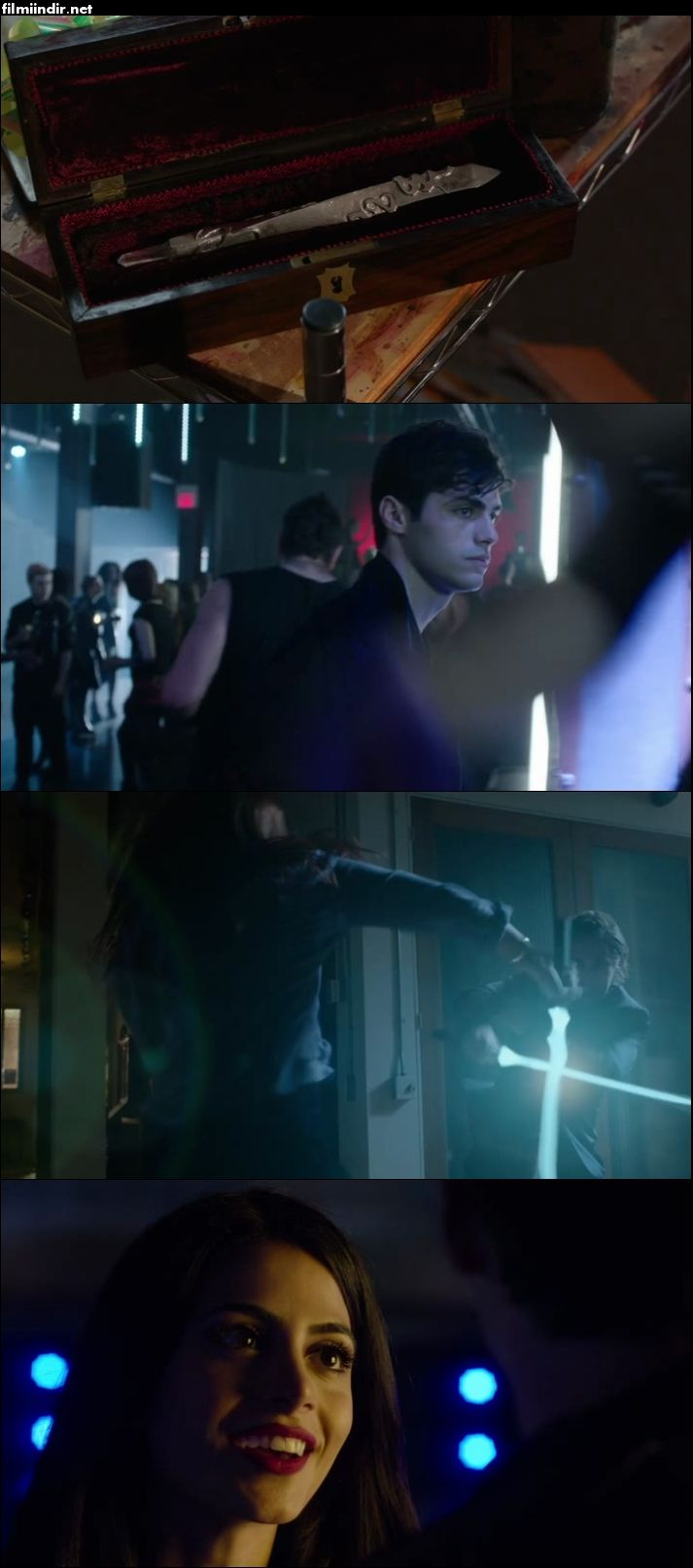 Shadowhunters: The Mortal Instruments (2016–) Sezon 1 Türkçe Dublaj indir