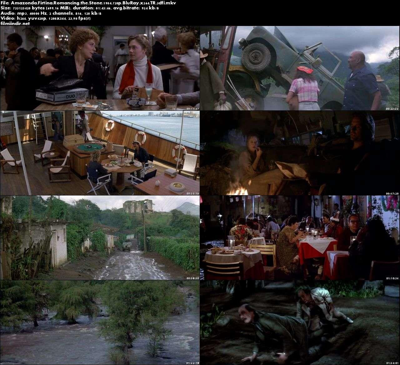 Amazon'da Fırtına - Romancing the Stone (1984) hd türkçe dublaj film indir