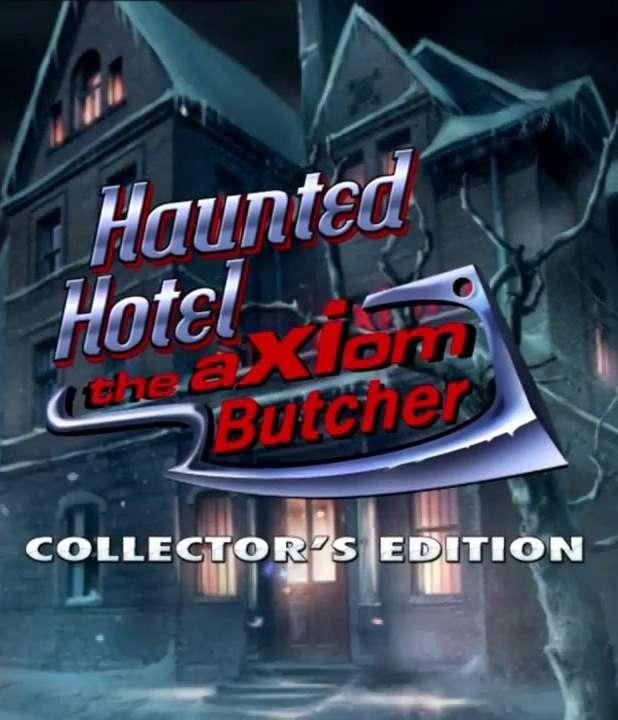 Проклятый отель 11: Маньяк отеля Axiom. Коллекционное издание | PC