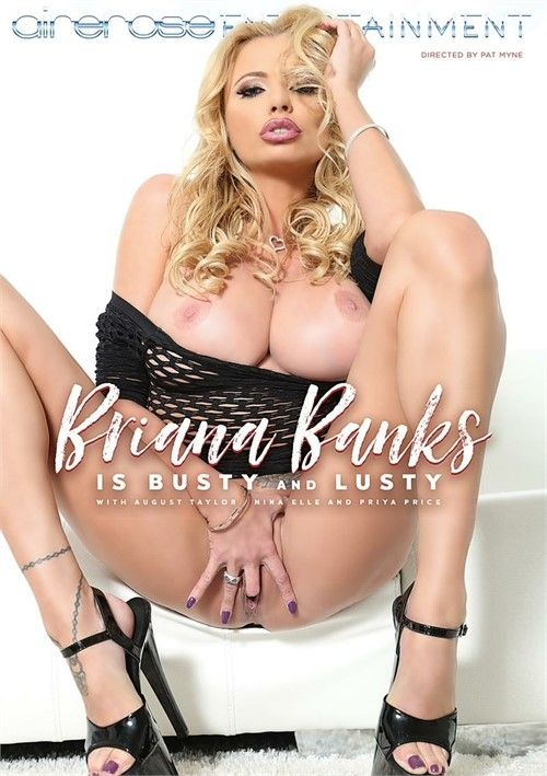 Грудастая и Похотливая Briana Banks | Briana Banks Is Busty And Lusty