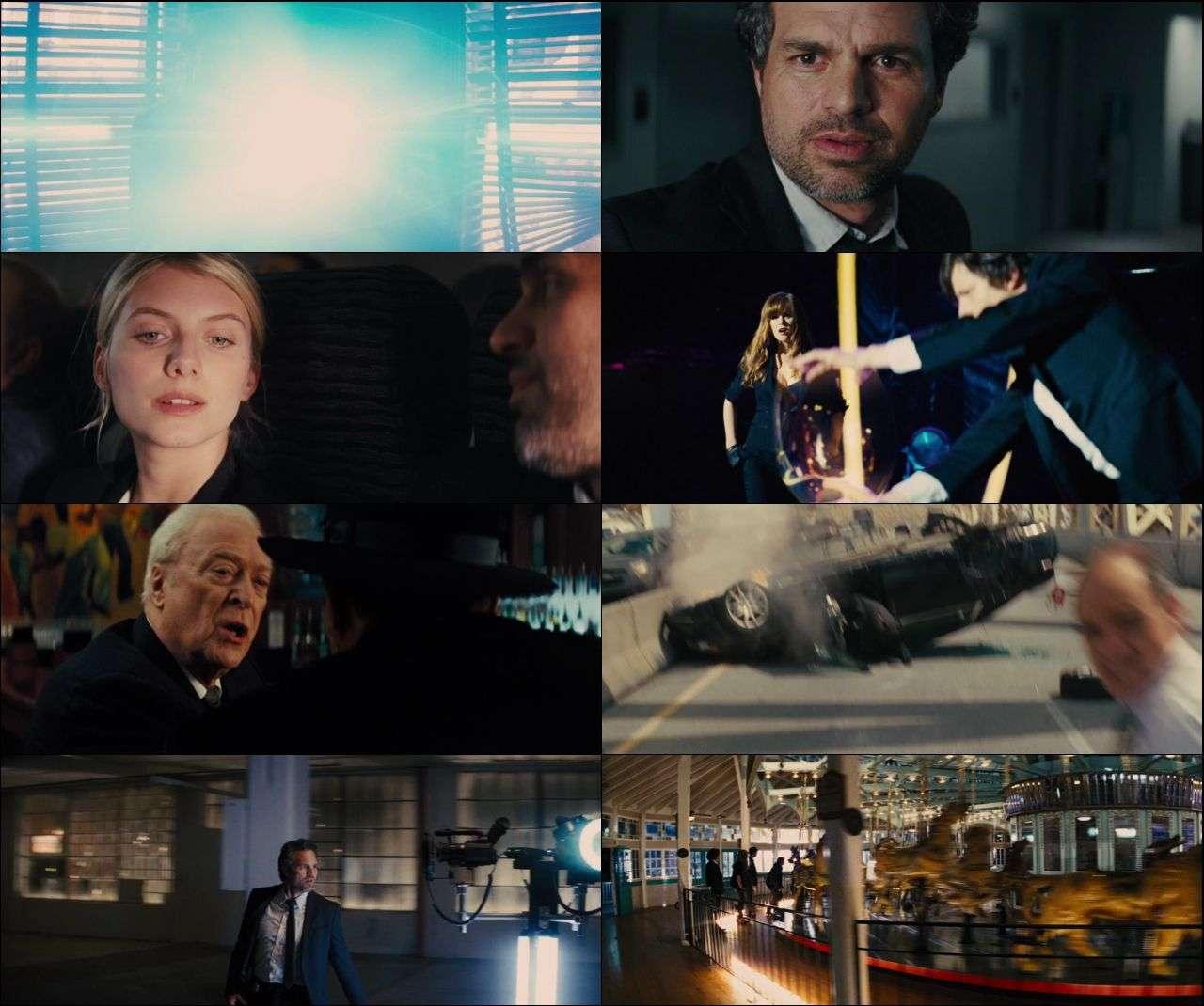 Sihirbazlar Çetesi - Now You See Me (2013) türkçe dublaj film indir
