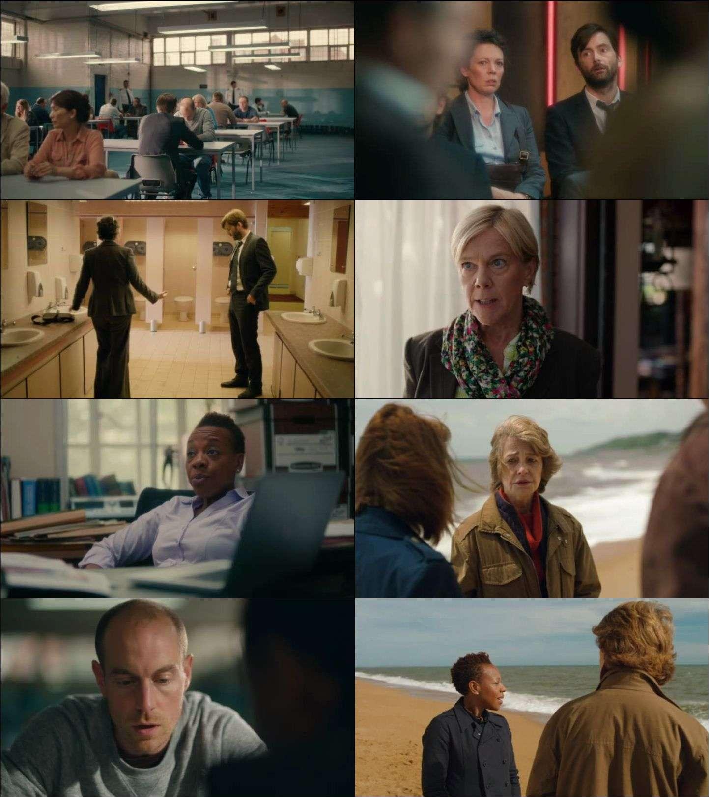 Broadchurch (2013–) Yabancı Dizi 2. Sezon tüm bölümler türkçe dublaj indir