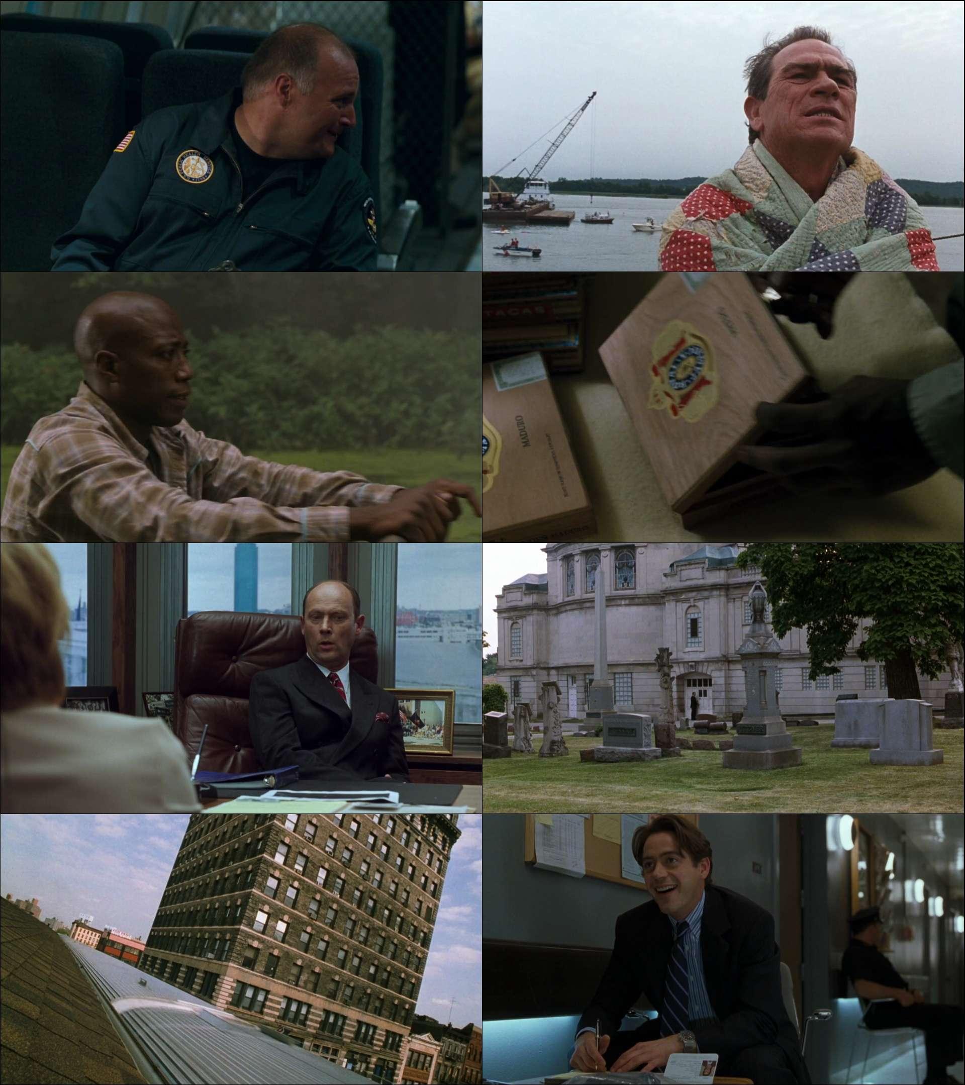 Kaçakların Peşinde - U.S. Marshals (1998) türkçe dublaj full film indir
