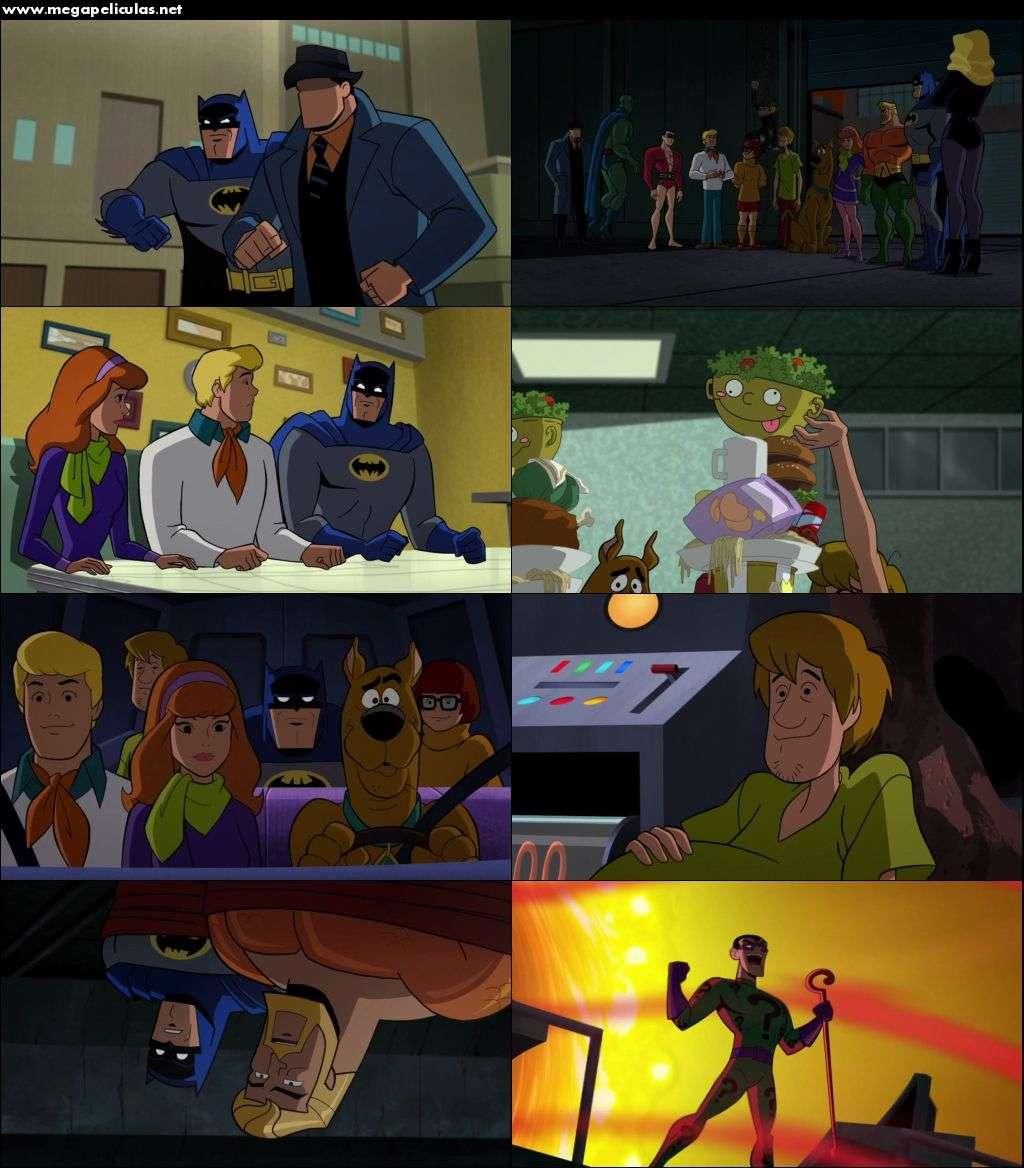 Capturas de Scooby Doo y El Intrepido Batman (2018) [BrRip 720p][Latino]