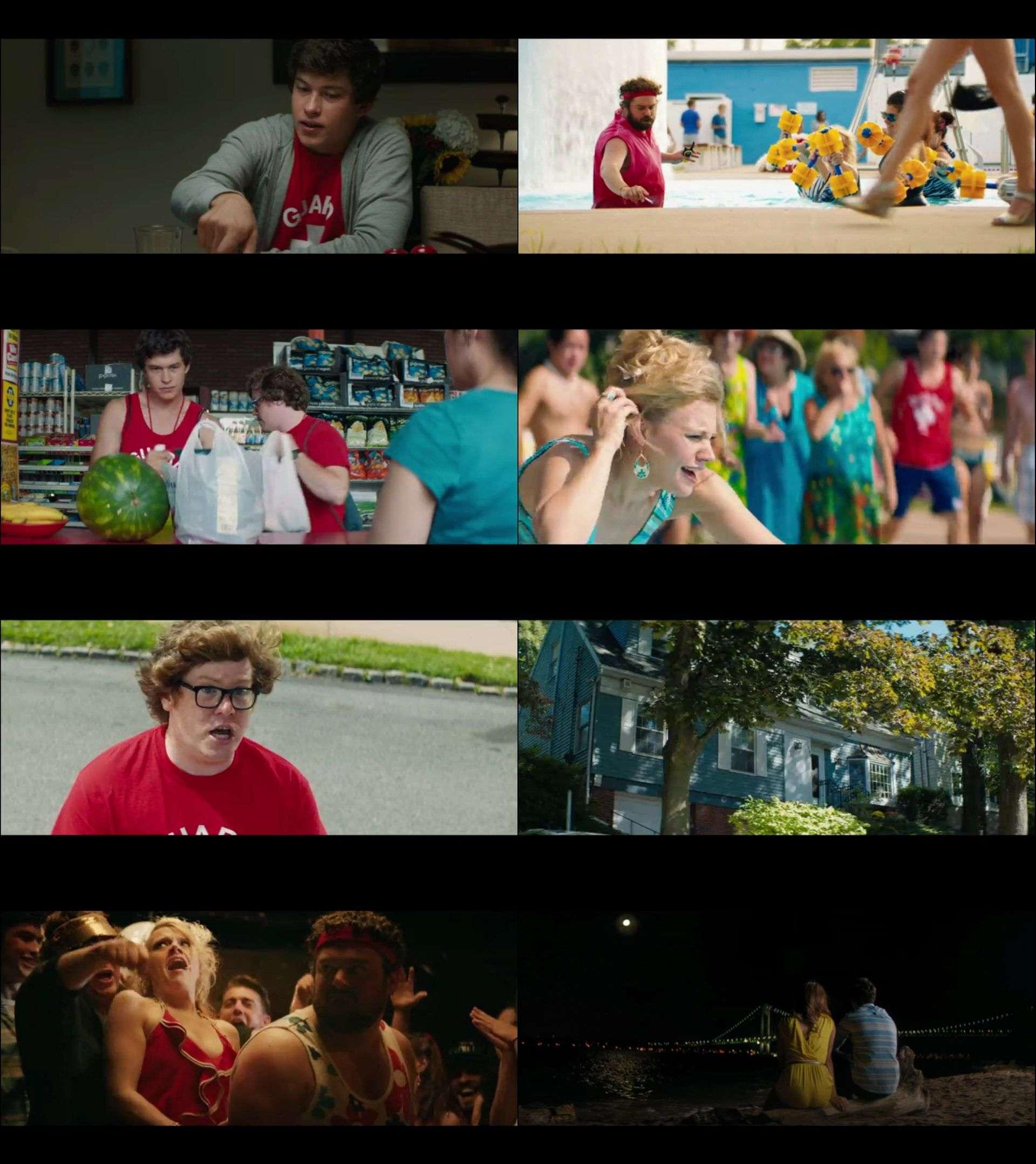 Staten Island Summer (2015) türkçe dublaj film indir