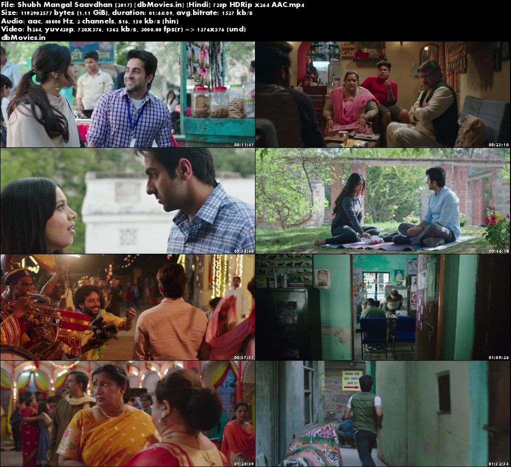 Poster Shubh Mangal Saavdhan (2017) Full Hindi Movie Download Free 720p