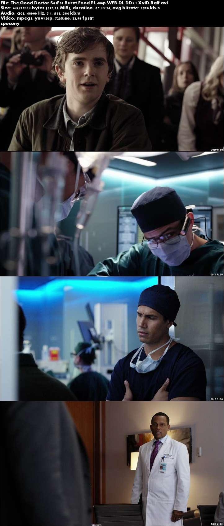 The Good Doctor (2017) {sezon 1} (Pełen sezon) PL.480p.WEB-DL.XviD-Ralf [Lektor PL]
