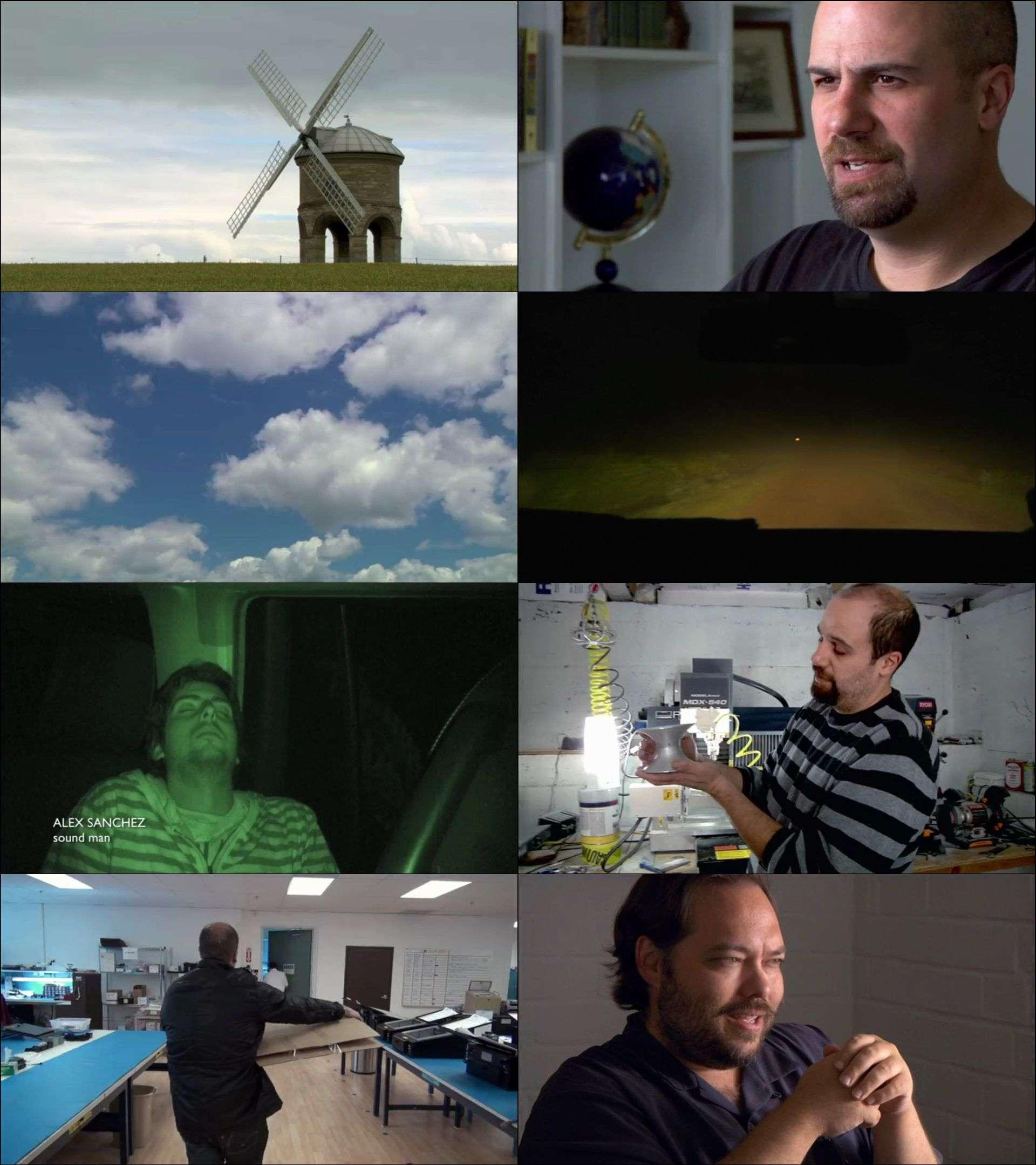 A Field Full Of Secrets (2014) türkçe dublaj belgesel indir