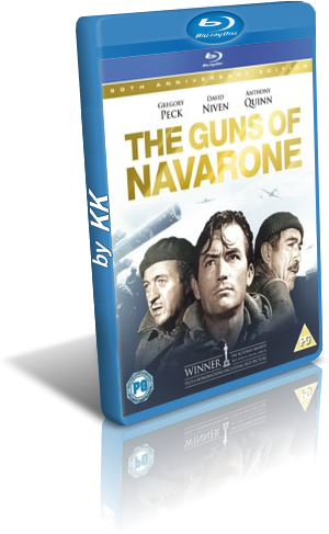 I Cannoni Di Navarone (1961).mkv FullHD Untouched 1080p AVC Ac3 Ita Ac3/DtsHD-MA Eng