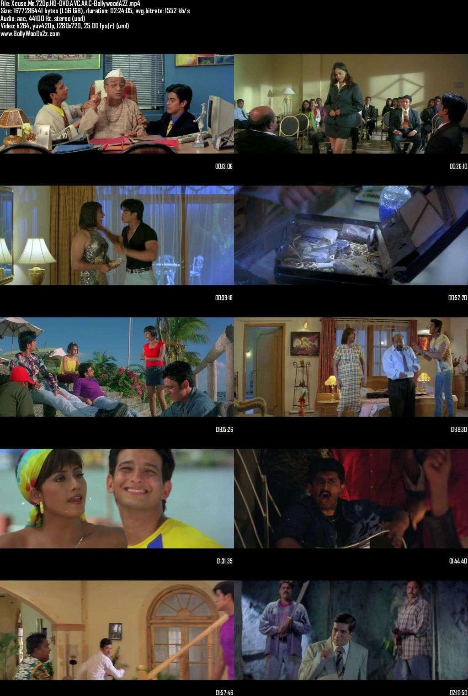 Xcuse Me (2003) 720p - HD-DVDRip - AVC - AAC-Bollywooda2z