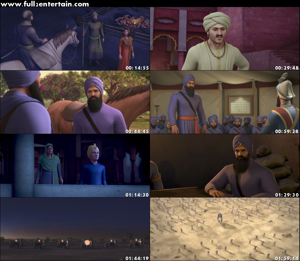 Watch Chaar Sahibzaade 2 Rise Of Banda Singh Bahadur 2016 Full Movie