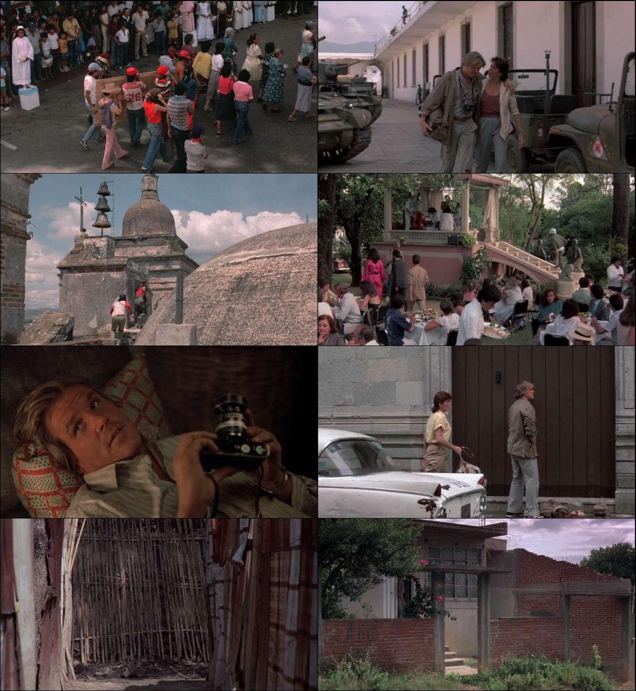 Ateş Altında - Under Fire (1983) türkçe dublaj film indir