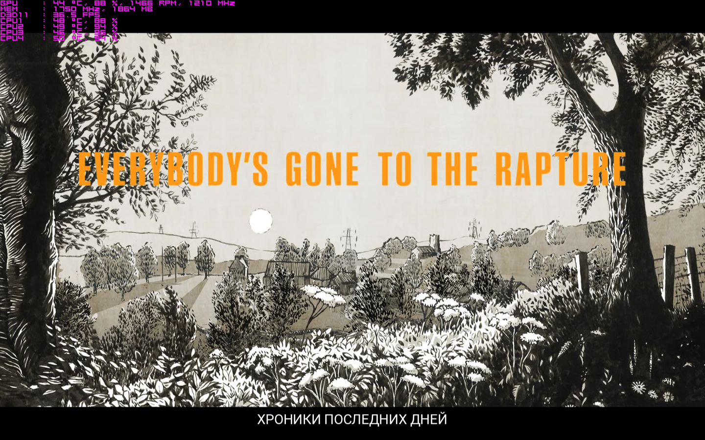 Everybody's Gone to the Rapture | PC | RePack �� VickNet