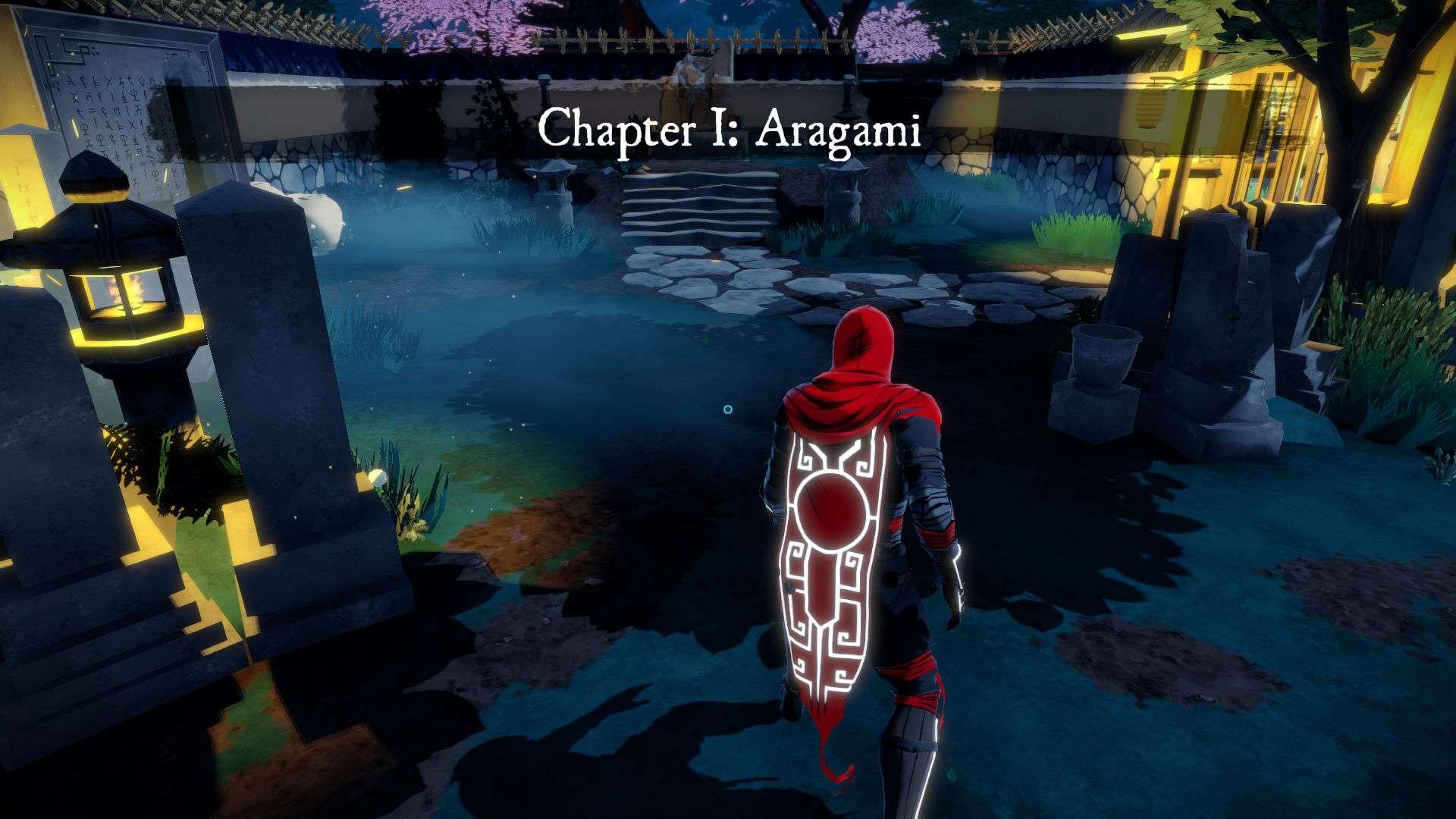 Aragami [v01.01b] | PC | RePack от Saverneo